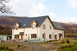 Front view of Whigmaleeries Bed & Breakfast and Self Catering Accommodation